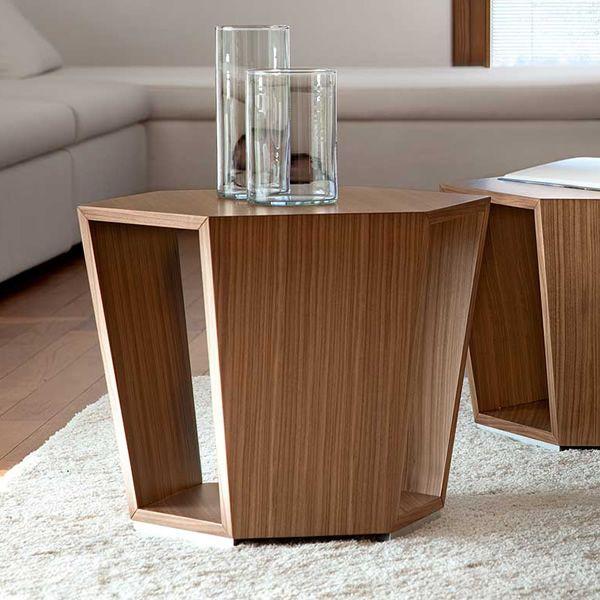 Diamonds - Tavolino da salotto Tonon in legno, diverse misure ...