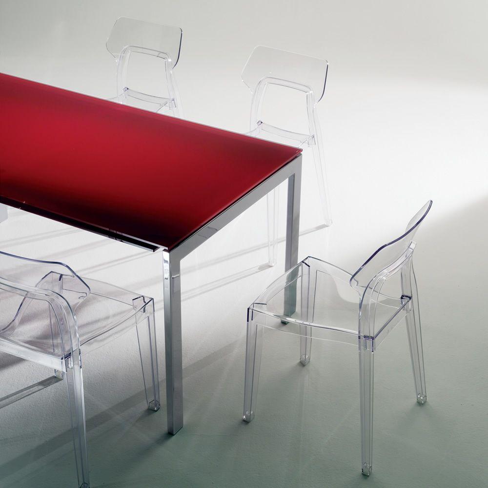 Aria per bar e ristoranti sedia di design per bar e - Sedia di design ...