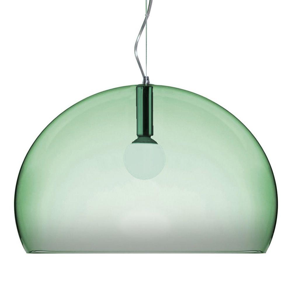 FL/Y Big - Design Pendellampe von Kartell, aus Methacrylat ...