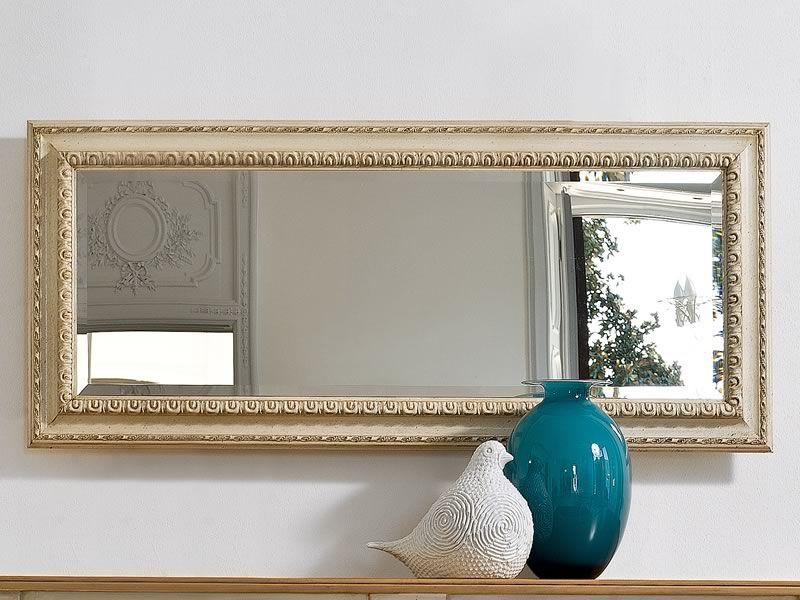 Altair 4961 specchio rettangolare tonin casa con cornice for Ingresso casa classica