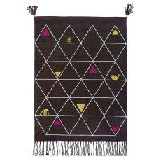 Aisha - Tapis design en laine, en différentes mesures et couleurs