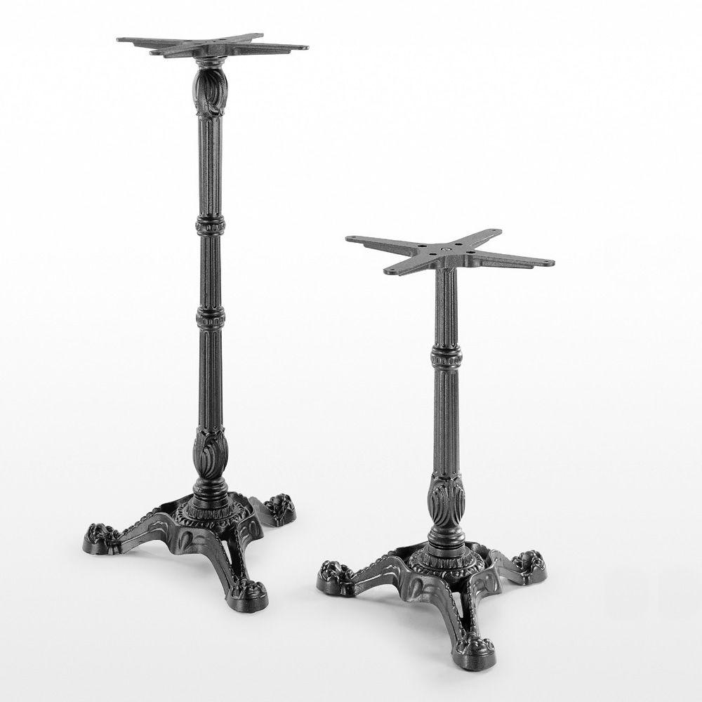 Bistrot 4100 per bar e ristoranti basamento in metallo - Table de bistrot occasion ...