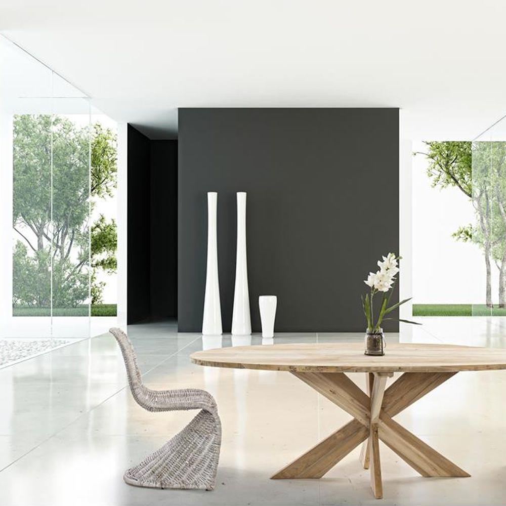 zanzibar chaise shabby chic avec structure en m tal rev tu en rotin de kubu disponible dans. Black Bedroom Furniture Sets. Home Design Ideas