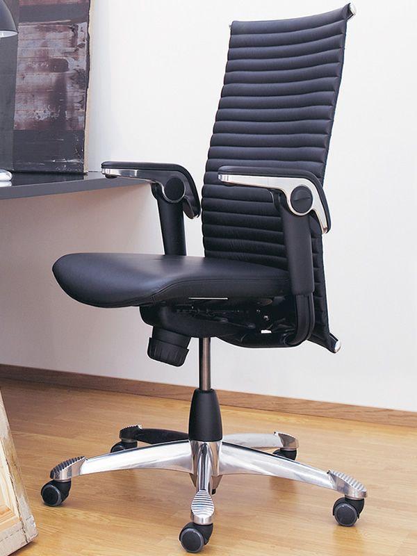 H09 excellence silla ergon mica de oficina h g con for Cojin lumbar silla oficina