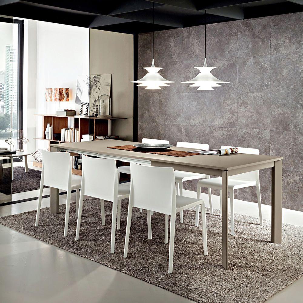 pa115 verl ngerbarer tisch aus aluminium oder holz. Black Bedroom Furniture Sets. Home Design Ideas
