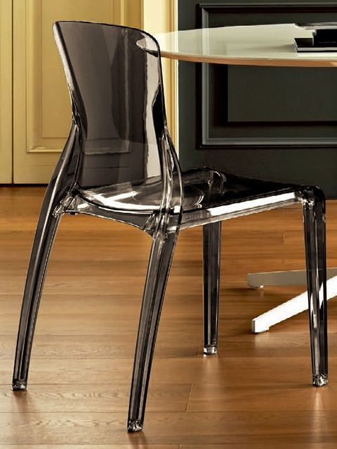 Crystal silla domitalia de policarbonato sediarreda - Sillas de policarbonato ...