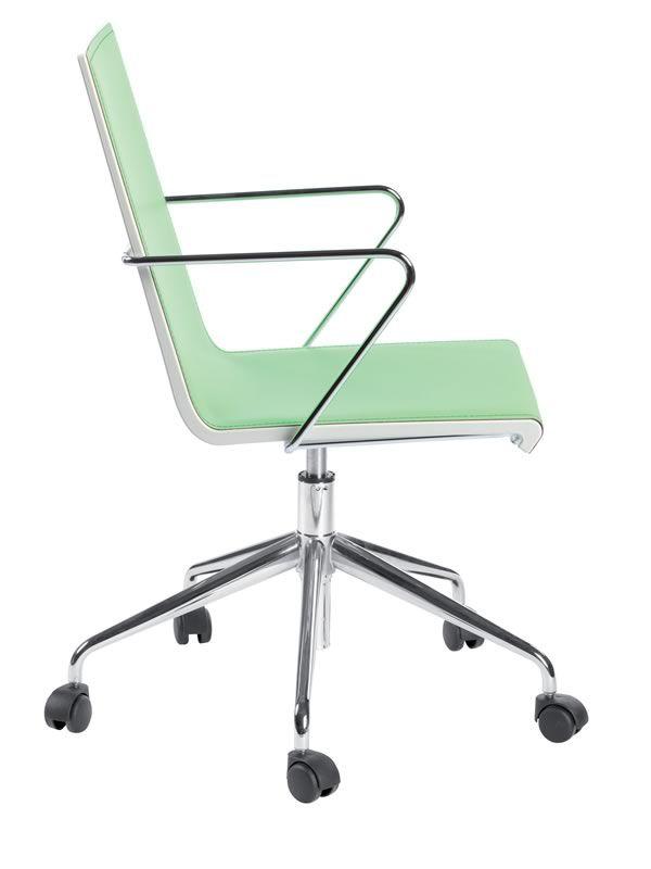 snake office chaise de bureau pivotante et r 233 glable en hauteur en m 233 tal assise en