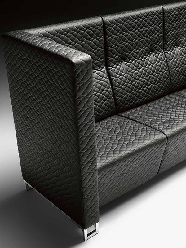 giano pour bars et restaurants banquette modulable de bar diff rents rev tements et. Black Bedroom Furniture Sets. Home Design Ideas