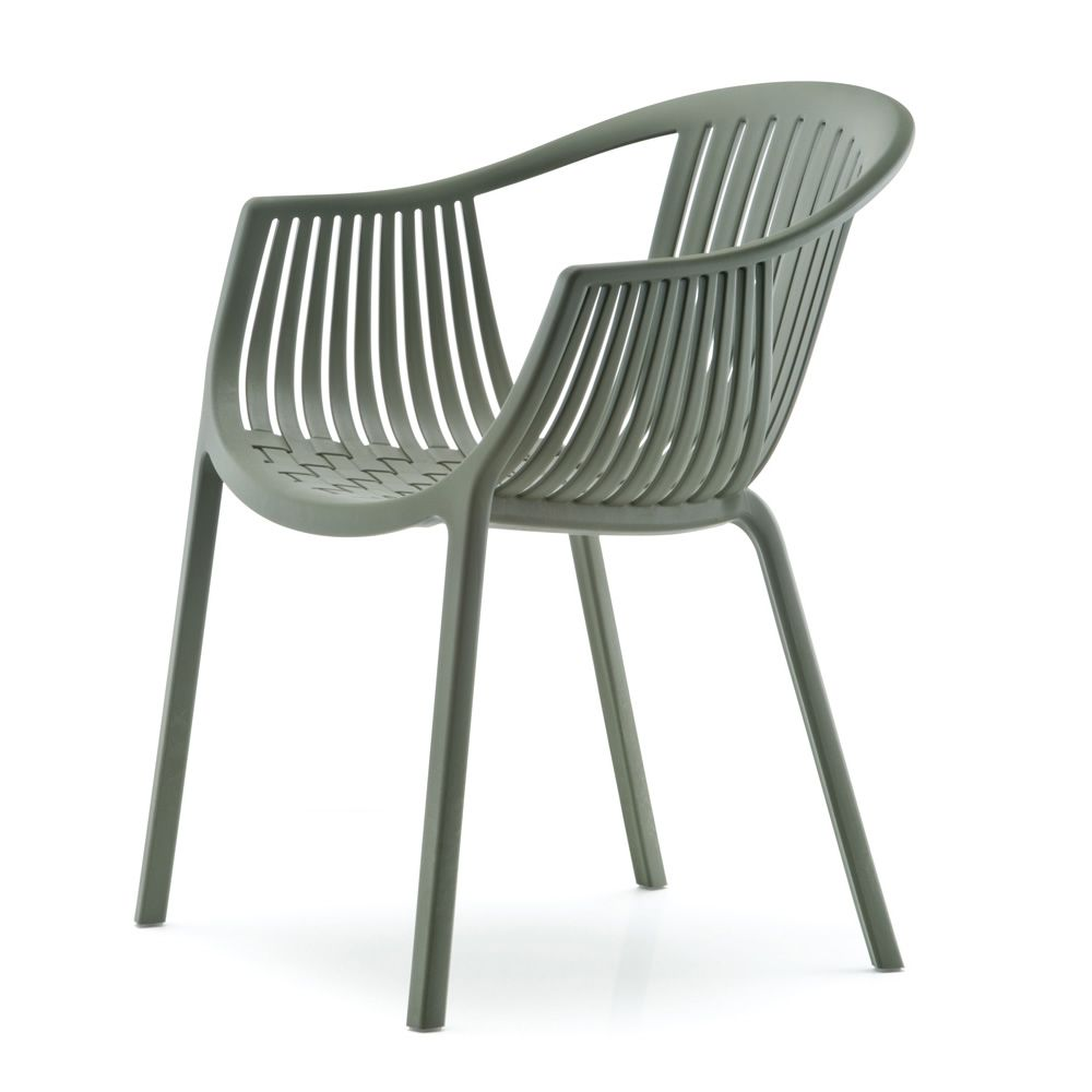 Tatami 306 Stackable Pedrali Chair In Polypropylene Suitable For Outdoor Available In