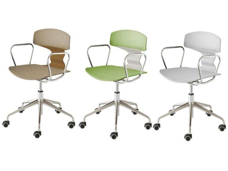tolo office chaise bureau avec accoudoirs en cappuccino vert et blanc Résultat Supérieur 50 Beau Chaise Bureau Avec Accoudoir Photographie 2017 Hzt6
