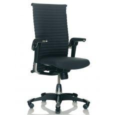 H09 ® Excellence - Sedia ufficio ergonomica HÅG, con cuscino per il supporto lombare
