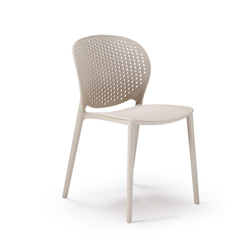 Tt1060 silla de polipropileno y fibra de vidrio apilable for Sillas para exterior
