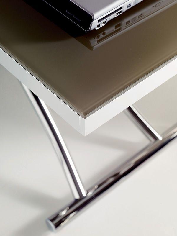 planet verwandelbarer metalltisch platte 120x74 cm. Black Bedroom Furniture Sets. Home Design Ideas