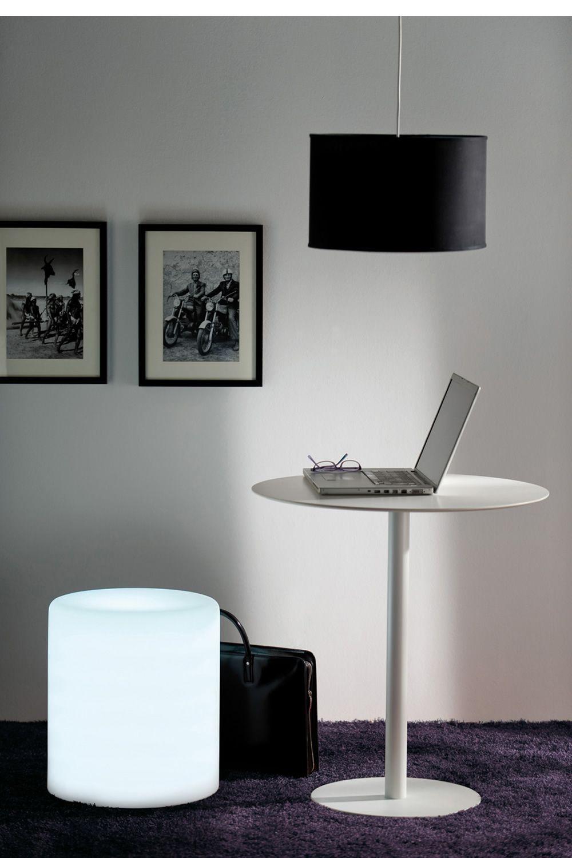 Wow 480 sgabello tavolino pedrali in polietilene for Tavolino sgabello