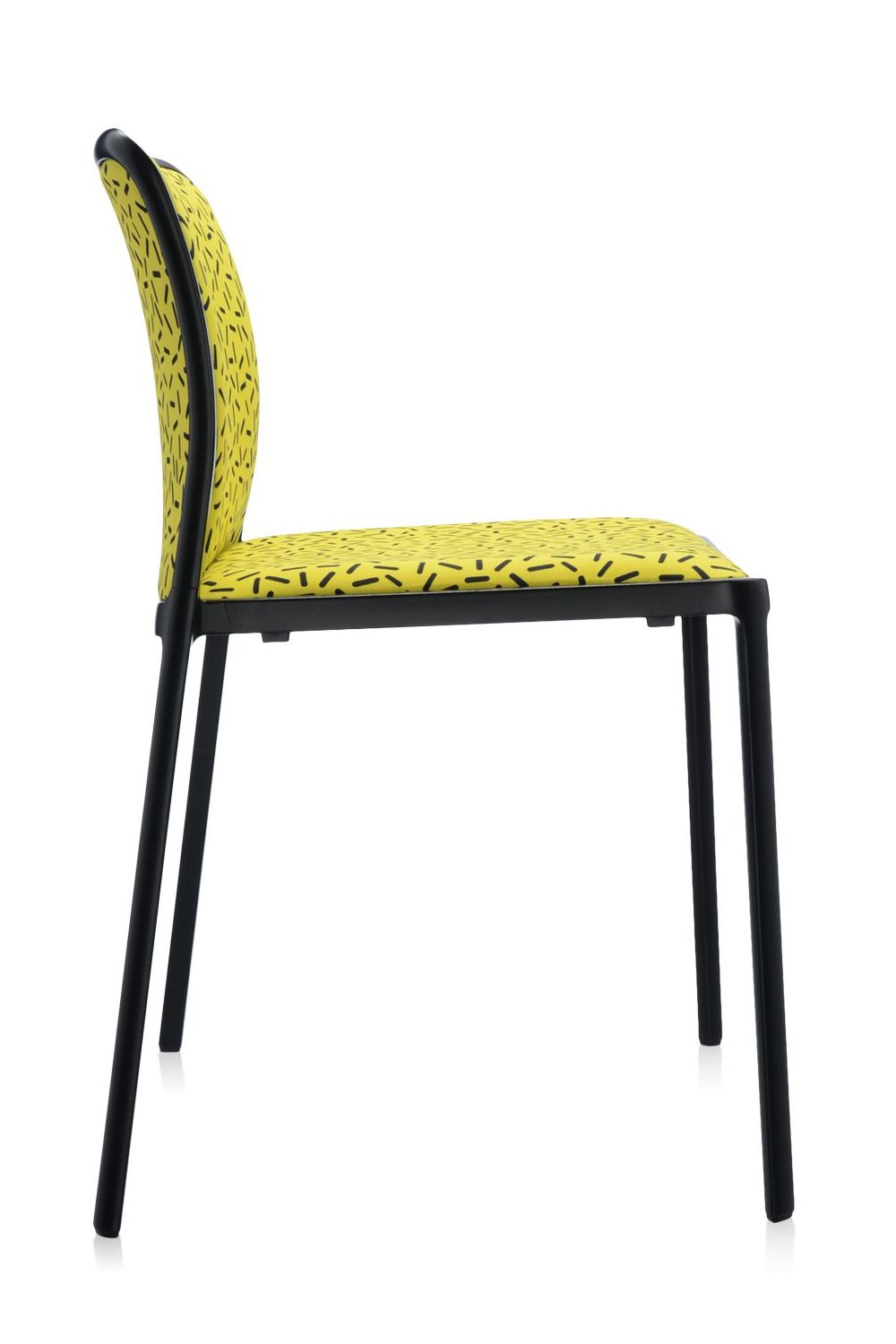 Audrey Soft By Sottsass Designer Chair Kartell Goes