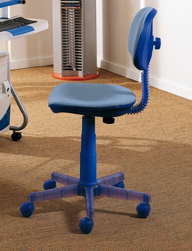 Funny silla de oficina domitalia de policarbonato y for Asientos para oficina