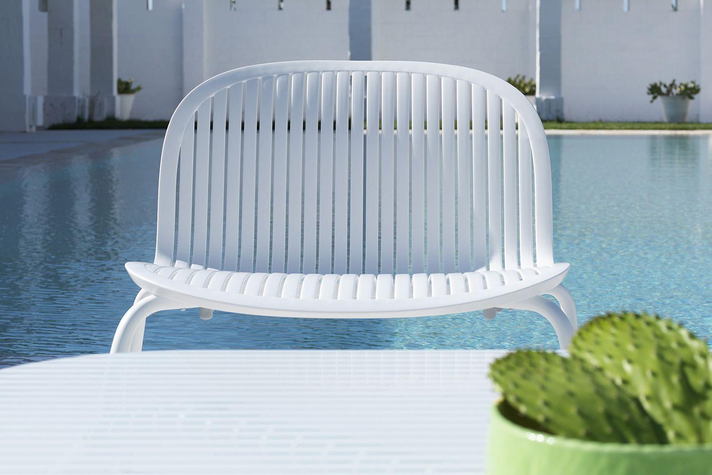ninfea relax lounge stuhl aus aluminium und harz stapelbar f r garten sediarreda. Black Bedroom Furniture Sets. Home Design Ideas