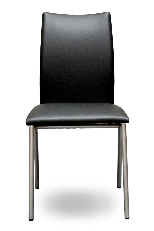 Sailing sedia design di tonon struttura in metallo e for Sedia design nera