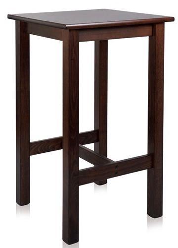 Dt86 per bar e ristoranti tavolo alto in legno per bar e - Tavolo alto bar ...