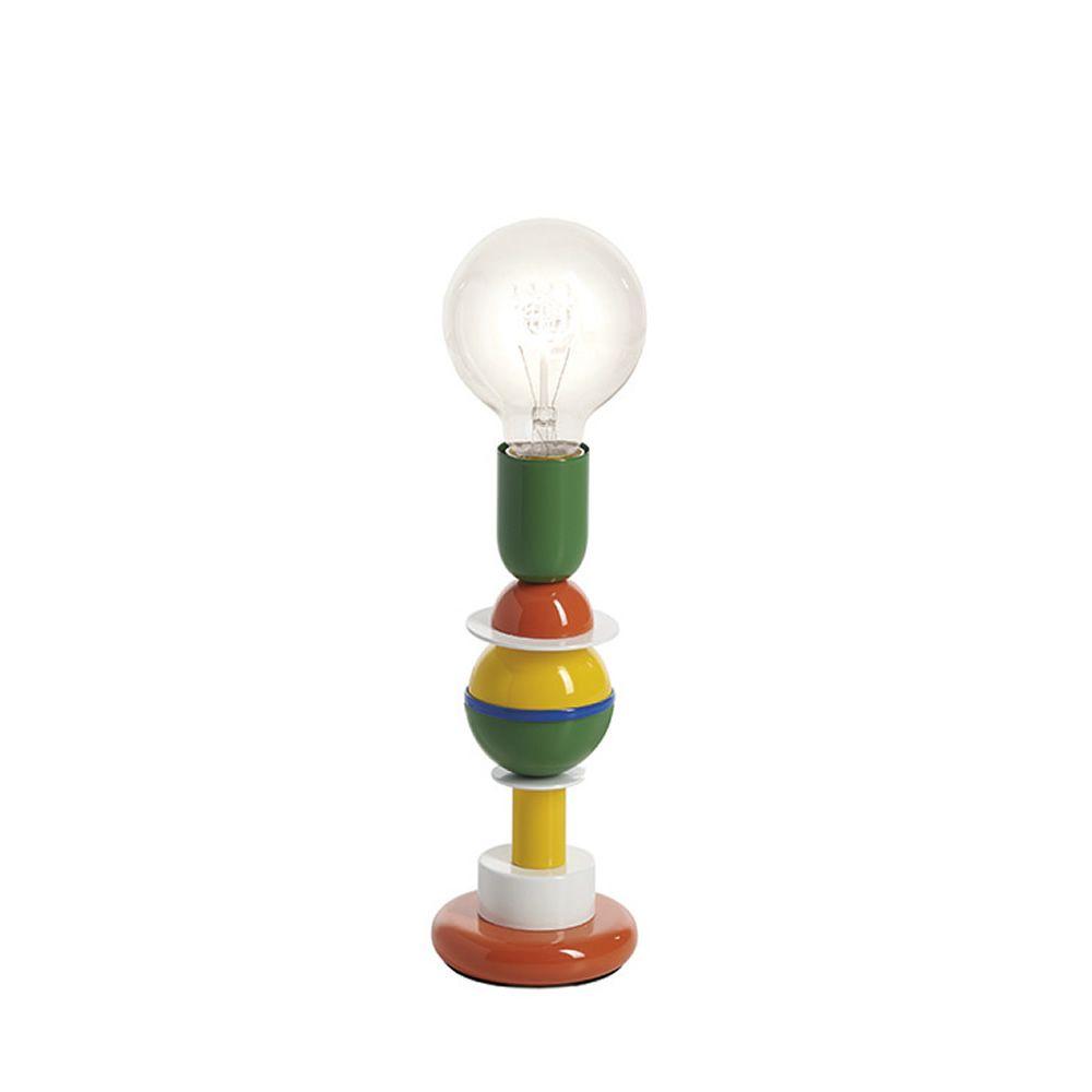 Otello lampada da tavolo slide in metallo verniciato - Lampada da tavolo di design ...