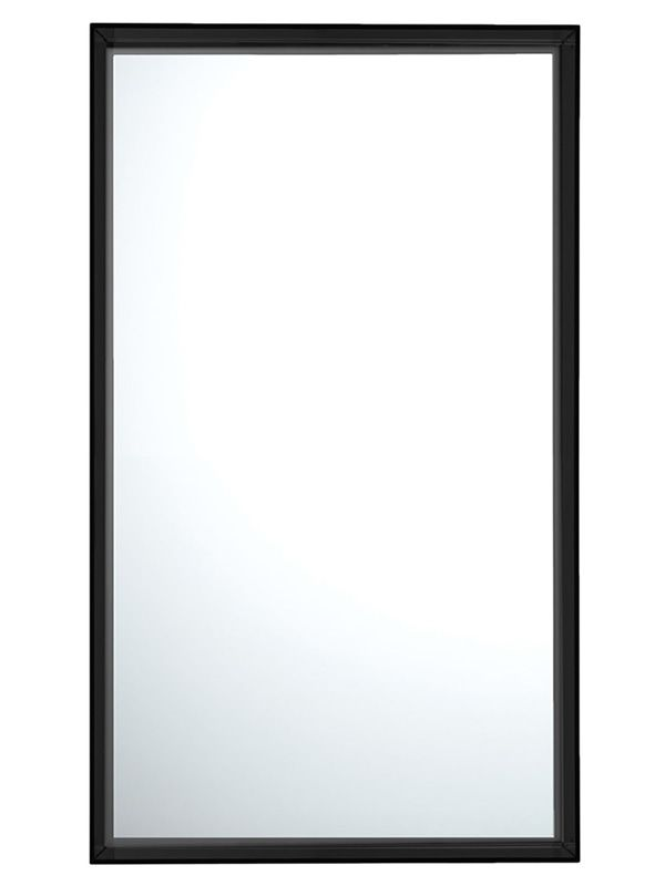 Only me l miroir kartell de design avec cadre en polym re for Miroir 80x180