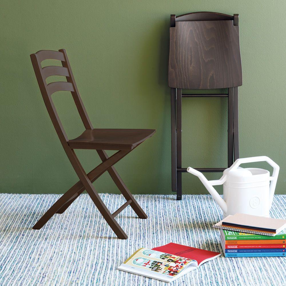 Sedie pieghevoli: un posto in più ovunque   sediarreda