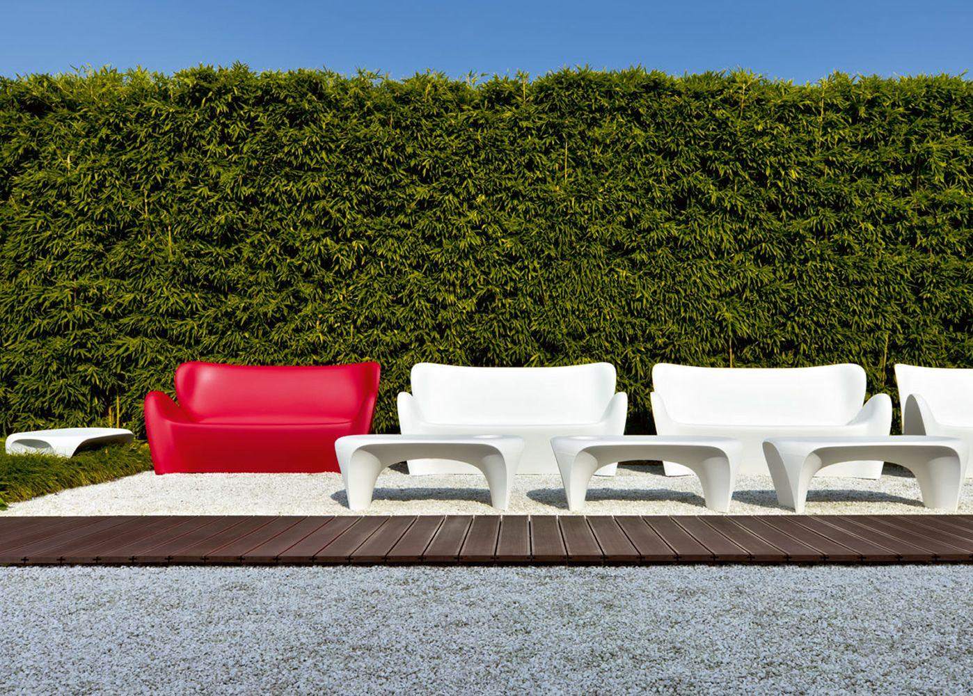 lily d canap design en technopolym re aussi pour l 39 ext rieur. Black Bedroom Furniture Sets. Home Design Ideas