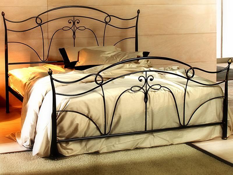 venus tutto ferro lit double en fer forg disponible en diff rentes finitions sediarreda. Black Bedroom Furniture Sets. Home Design Ideas