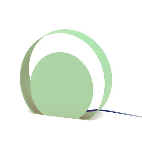 Chiocciola lampada da tavolo di design in metallo for Lampada da tavolo di design
