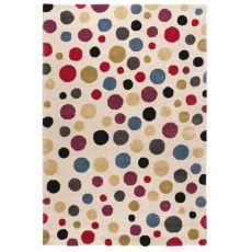 Argo Pois - Modern carpet with pois pattern, several sizes