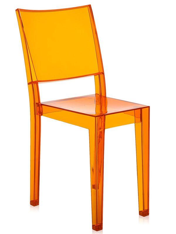 La Marie: Chaise Kartell design, en polycarbonate ...