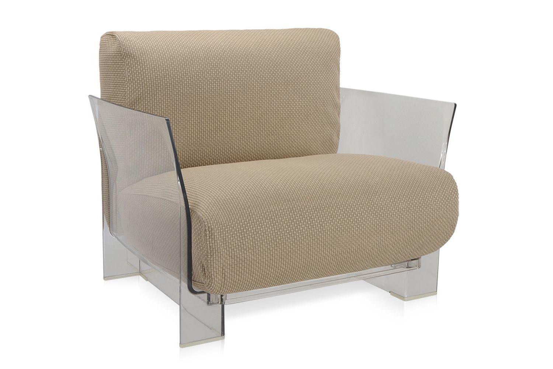 pop outdoor designer sessel von kartell f r den. Black Bedroom Furniture Sets. Home Design Ideas