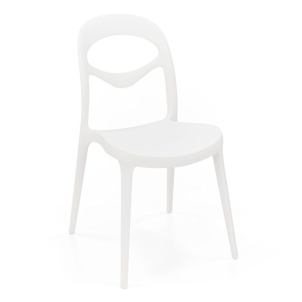 Foryou sedia impilabile domitalia in polipropilene di - Sedia polipropilene impilabile ...