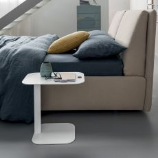 Display - Dall'Agnese night stand - side table made of metal, different colours available