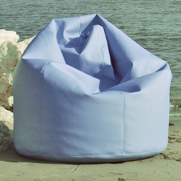 gioia moderner pouf auch f r den au enbereich geeignet. Black Bedroom Furniture Sets. Home Design Ideas