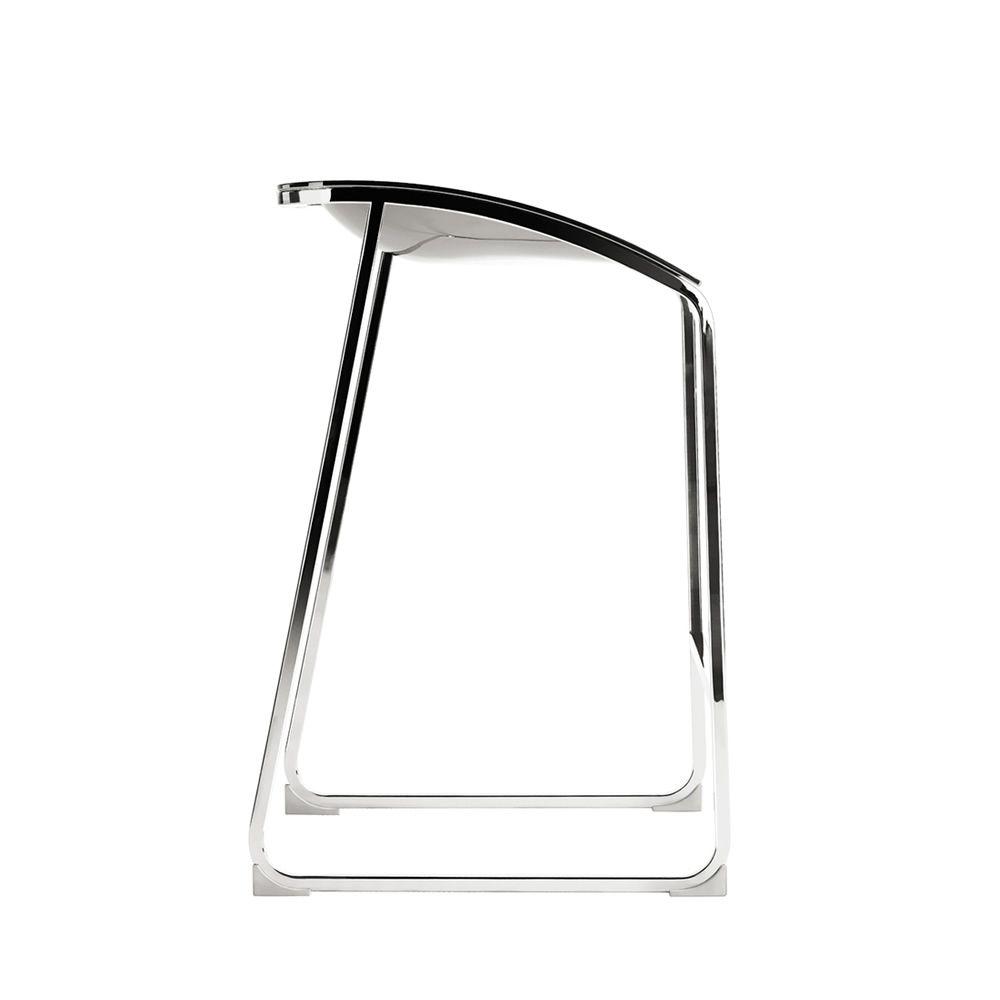 arod 500 hocker pedrali aus metall und technopolymer. Black Bedroom Furniture Sets. Home Design Ideas