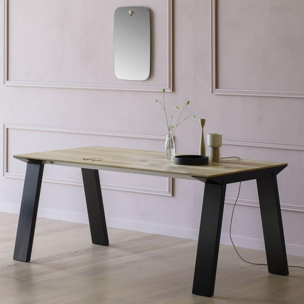 tavoli in legno: superfici secondo natura - sediarreda - Tavolo Soggiorno Wenge 2