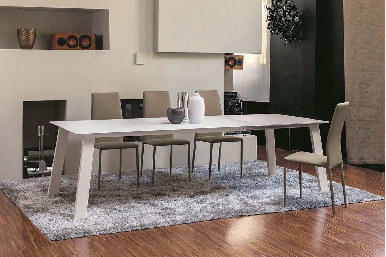 killeen verl ngerbarer tisch 140x90 cm aus metall mit tischplatte in verschiedenen. Black Bedroom Furniture Sets. Home Design Ideas