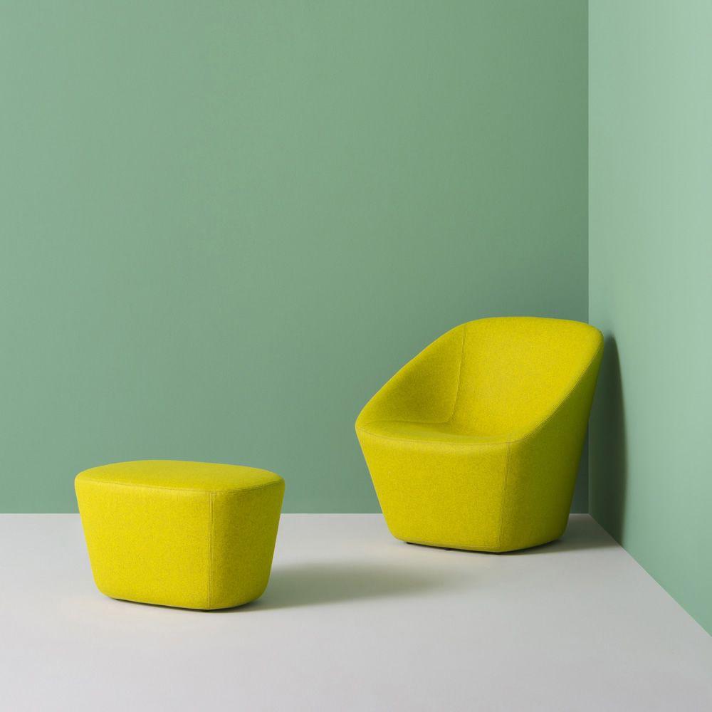 log pouf 367 pedrali design pouf in metal fully padded. Black Bedroom Furniture Sets. Home Design Ideas