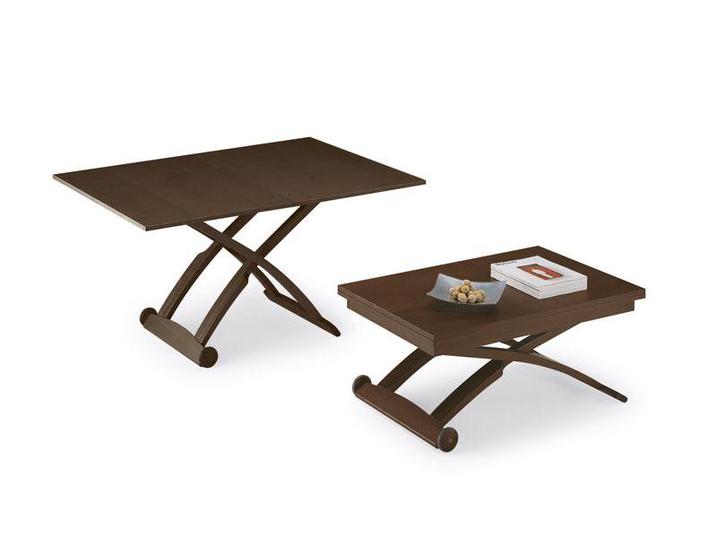 Tavoli Regolabili In Altezza E Allungabili.Cb490 Mascotte
