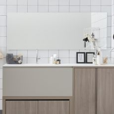 Filo Lucido - Rectangular mirror available in several dimensions