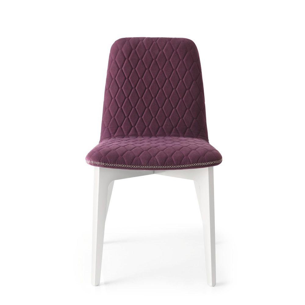 Cb1472 Sami Connubia Calligaris Wooden Chair Seat