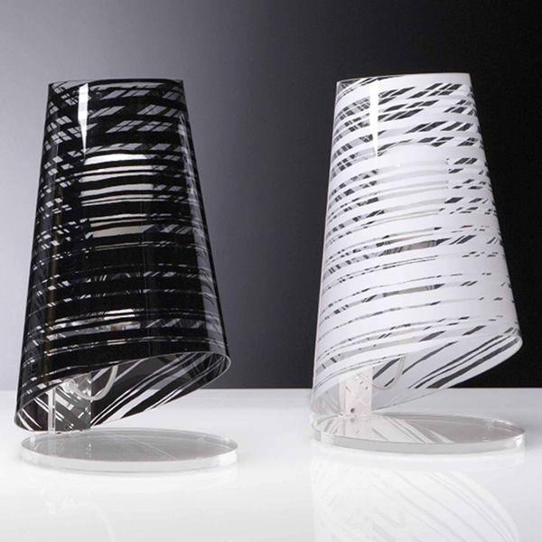 Pixi dt lampada da tavolo moderna in policarbonato - Tavolo policarbonato ...