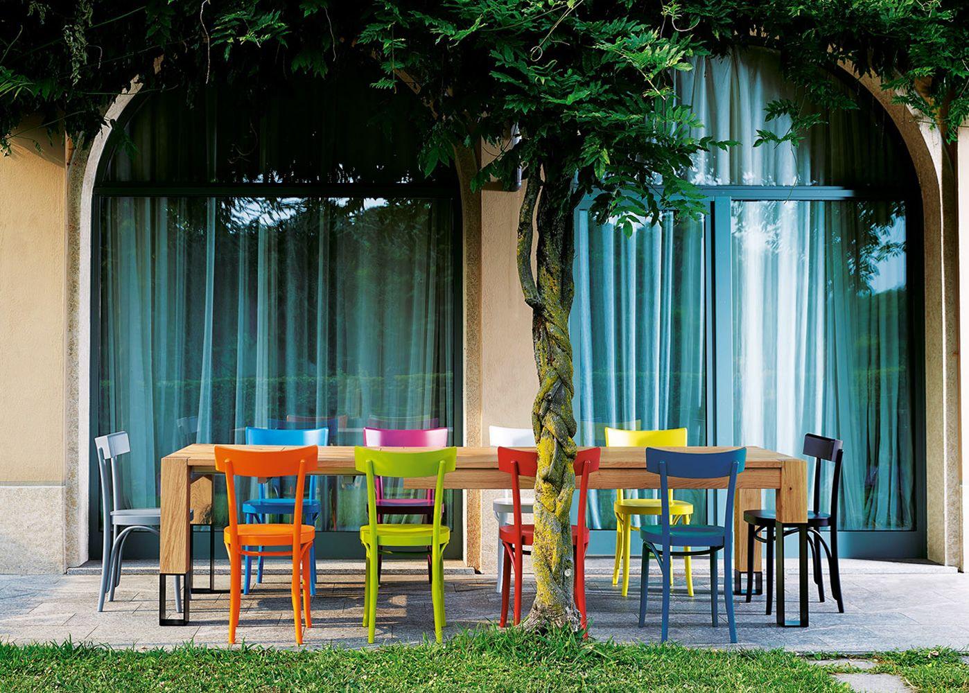 Brera stuhl colico aus massivem buchenholz in for Stuhle modernes design