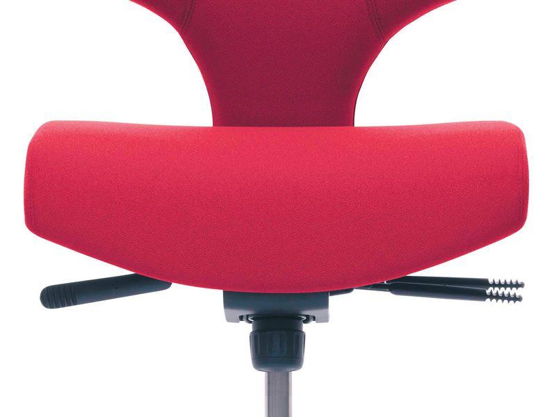 Capisco ® 8126 sedia ufficio ergonomica di hÅg anche con