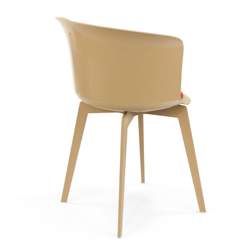 epica designer stuhl aus technopolymer auch drehbar verf gbar in verschiedenen farben. Black Bedroom Furniture Sets. Home Design Ideas
