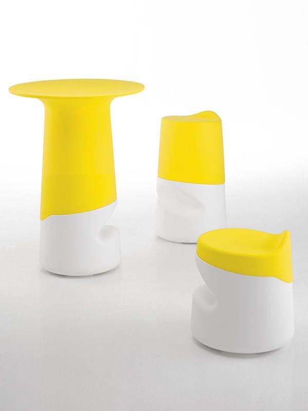 broncio t hoher tisch infiniti aus polyethylen in verschiedenen farben verf gbar auch f r den. Black Bedroom Furniture Sets. Home Design Ideas