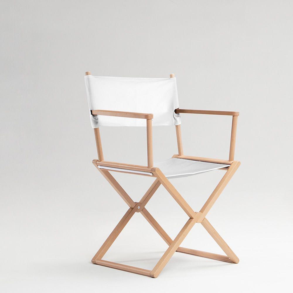 Treee set chair silla director de cine en madera machiza tambi n para jard n - Sillas director de cine ...