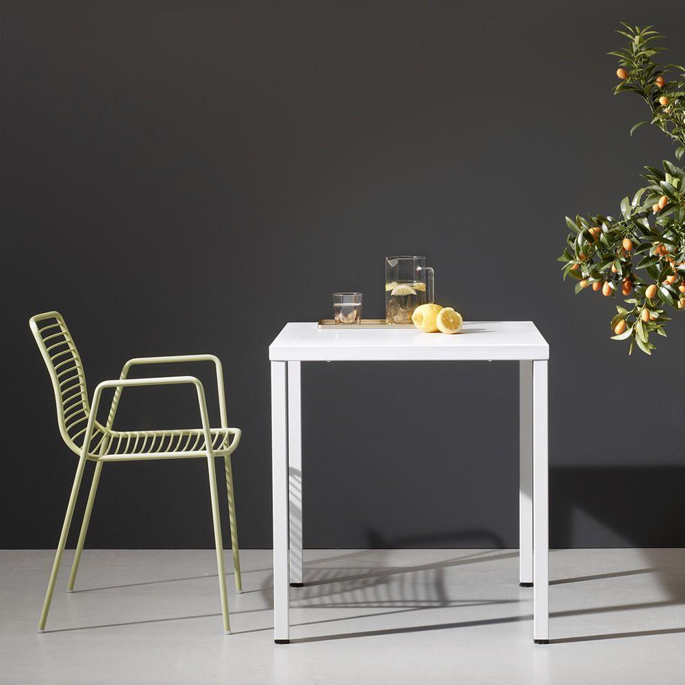 Summer 2731 tavolo per giardino in metallo disponibile for Scab giardino s p a