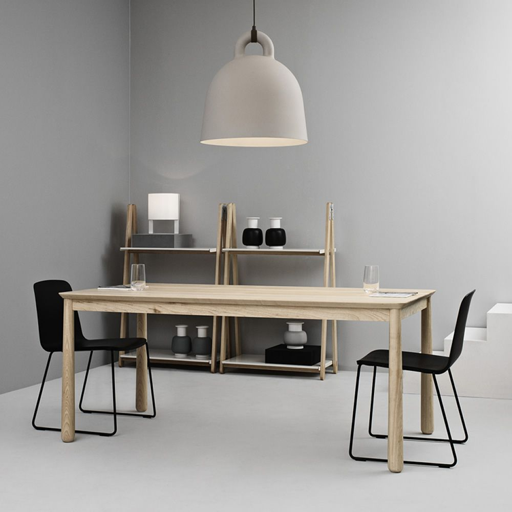 one step up biblioth que meuble d 39 appoint multifonctionnel normann copenhagen en bois avec. Black Bedroom Furniture Sets. Home Design Ideas